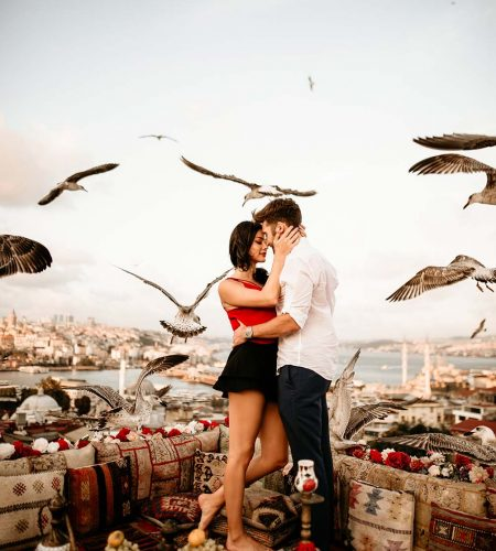 couple photographer in istanbul.