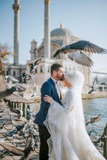 wedding photoshoot in istanbul